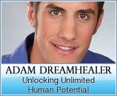 Adam Dreamhealer has a true and proven gift as a healer with the ability to awaken others to their own personal healing potentials.   Adam's message is one of hope and healing in physical, emotional, and spiritual realms.  Watch this free video of Adam  sharing his wisdom at the Seed Event in Calgary 2012 as a gift to you through the Global Education Project Free Student Pass at the BodyMind Institute.
