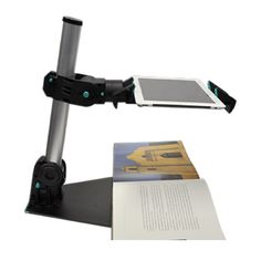 Excellent article on how to use your iPad as a document camera including how to mirror your iPad.