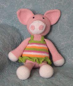 Ravelry: pig viola pattern by Stip & Haak
