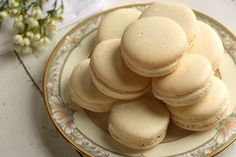 I was very excited to make these Lemon Macarons with Limoncello Buttercream filling. I love the thin crisp layer on the outside, the little feet that form around the bottom and the soft, sweet middle characteristic of a good French Macaron. And I love that they're not hard to make but you have to find …