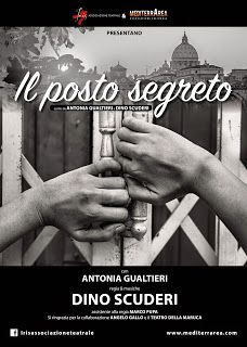 """TG Musical e Teatro in Italia: In Anteprima """"Il posto segreto"""" il nuovo lavoro de..."""