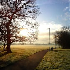 Gorgeous morning #london