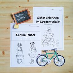 Ideenreise - Blog   Neues Selbstlernheft fürs Homeschooling (Verkehrserziehung)