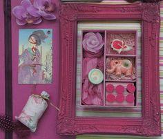 Moodboard pink