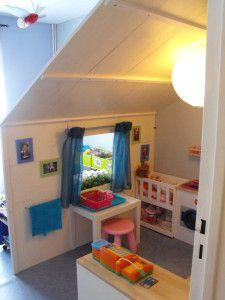 décoration salle de jeux garderie