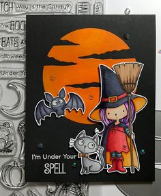 CopicMarkerNorge: Halloween