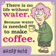 Today on Aunty Acid - Comics by Ged Backland Old Quotes, Funny Quotes, Humor Quotes, Sarcastic Quotes, Aunt Acid, Auntie Quotes, Acid Rock, Funny Sports Pictures, School Pictures