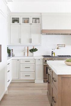 Cheap Home Decor white decor kitchen.Cheap Home Decor white decor kitchen Home Decor Kitchen, Home Kitchens, Kitchen Ideas, Cute Kitchen, Images Of Kitchens, Kitchen Hacks, Kitchen Entryway Ideas, Ikea Kitchens, Bakers Kitchen