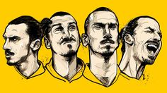 Someone is so in the spotlight as Zlatan Ibrahimovic? * By James Horncastle, translation Ricardo Zanei * Illustrations Dave Soccer Memes, Soccer Quotes, Football Soccer, Football Players, Milan Wallpaper, Soccer Workouts, Rio Grande Do Norte, Soccer Skills, Web Technology