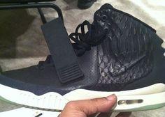 f1c4280c26b6e Holy mother of Y s! Nike Air Yeezy 2 My Beautiful Dark Twisted Fantasy  Prototype