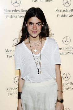 Leandra Medine Photos - Mercedes-Benz Fashion Week Fall 2011 - Official Coverage - People and Atmosphere Day 2 - Zimbio