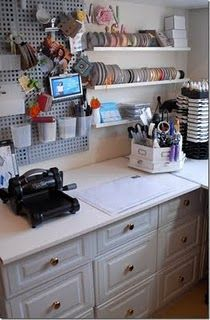 crafty storage site devoted to craft room organization
