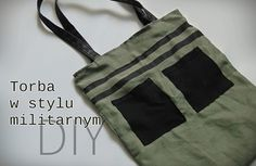Shopper Bag Khaki Green