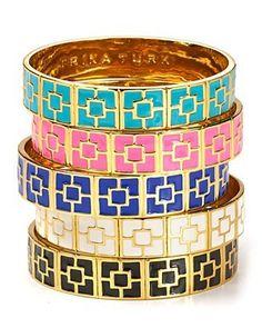 Trina Turk bracelets