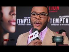 Hot 1079 On The Red Carpet: Tyler Perry's Temptation