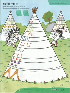 Precious Tips for Outdoor Gardens - Modern Preschool Art Activities, Drawing Activities, Drawing For Kids, Art For Kids, Crafts For Kids, Wild West Theme, Indian Crafts, Pattern Drawing, Elementary Art