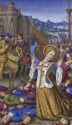 Les Grandes Heures dAnne de Bretagne, numérisé. Cliquez sur l'image pour lire notre article