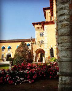 Days of lights and colors 🌞 @CastelloDiSpessa #castellodispessa #fvg #collio #castle #flowers