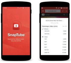SnapTube: YouTube Downloader HD Video Final v4.37.0.10719 [Vip]