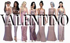 Valentino | SS17 | Pink Shining | 5Soofy