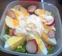 Co Na Śniadanie do Pracy? TOP 15 Pysznych Przepisów na Pożywne Śniadanie Pudełkowe - Strona 2 z 3 Potato Salad, Potatoes, Pudding, Eggs, Lunch, Breakfast, Farming, Ethnic Recipes, Desserts