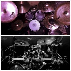 """""""I am extremely proud to announce that I am an official SABIAN artist! I've been a huge fan of the company and it's products since I was a kid just starting out on drums and to be a part of the artist roster is truly an honor. They have such a wide array of different and interesting cymbals, plus they've always been on the cutting edge of innovation and creativity (...) Thank you Chris Stankee and everyone at SABIAN for the warm welcome!""""  David McGraw."""