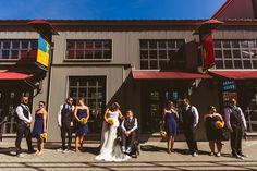 pinnacle pier wedding in north vancouver