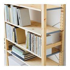 IVAR 3 section shelving unit - IKEA