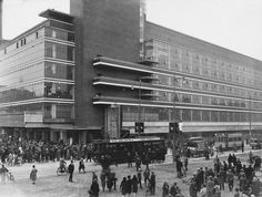 Bijenkorf - Rotterdam voor 1940