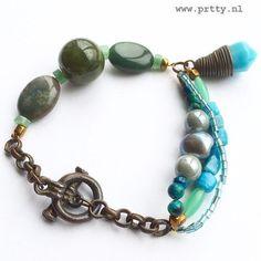"""Bracelet / armband """"Ireland"""""""