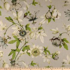 P Kaufmann Country Cottage Linen Dove - Fabric.com