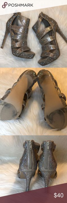 5d26016ad Steve Madden jeweled pumps Beautiful pumps only worn once! Size 8 these  shoes are extremely