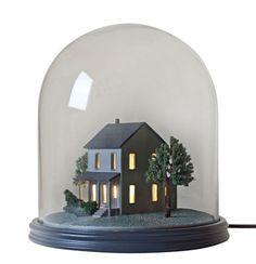 Lampe de table My Little Neighbour / LED - H 27 cm - Seletti