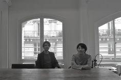 MOREAU KUSUNOKI ARCHITECTES  Kusunoki Hiroko, architect and partner in Paris firm. Finalist for the new Guggenheim Helsinki