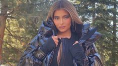 """Kylie Jenner loves her some L'Afshar. The beauty mogul and reality television star has been seen championing the Dubai-based accessories label's box-shaped handbags and clutches on several occasions, including during paparazzi strolls, on the red carpet and even on the last day of filming """"Keeping Up with the Kardashians..."""