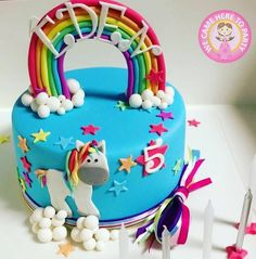 """49 Likes, 5 Comments - We Came Here To Party (@wecameheretopartyaus) on Instagram: """"🦄Our fave cake so far this year🦄 We love mums that let their special birthday child make party…"""""""
