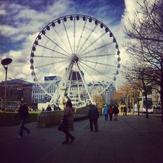 The Wheel Of Manchester nel Manchester