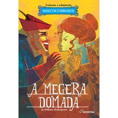 Livro - A Megera Domada