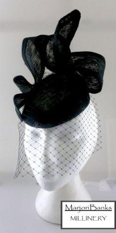 Olivia #millinery #hats #HatAcademy