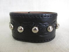 Hey, I found this really awesome Etsy listing at https://www.etsy.com/listing/222394590/mens-leather-cuff-repurposed-upcycled