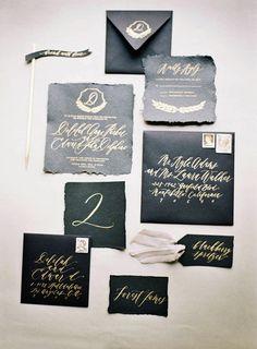 Elegant Old World Wedding Inspiration