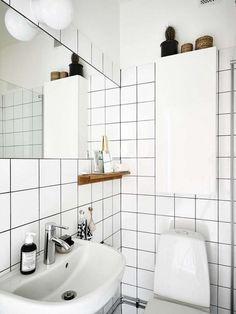 Эта маленькая скандинавская квартира  в Стокгольме  спроектирована дизайнерами студии Kvart
