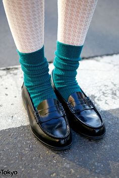 Haruta loafers. Penny loafers are the bomb but you have to go through some pain while breaking them in. Still love em'.