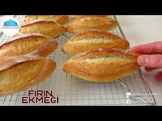 How To Make Bread, Food To Make, Most Delicious Recipe, Baking Flour, Turkish Recipes, Dough Recipe, Kitchen Recipes, Fun Desserts, Hot Dog Buns