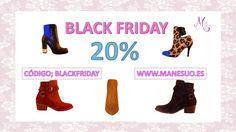 ¿Aún no te has aprovechado del #blackfriday? Todos los modelos de #manesuo con un 20% de #descuento. Adelanta tus compras estas #navidades y no lo dejes para el último momento. http://www.manesuo.es/