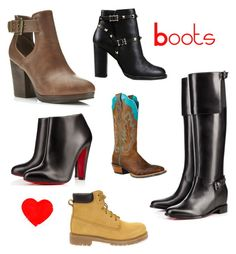 """""""Boots to everyone"""" by marianny-rincon on Polyvore"""