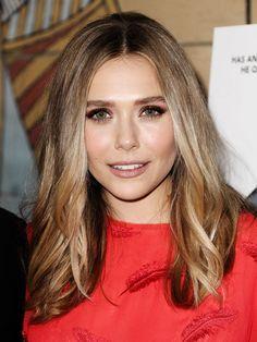 Elizabeth Olsen - Das sind die besten Frisuren für ein rundes Gesicht!