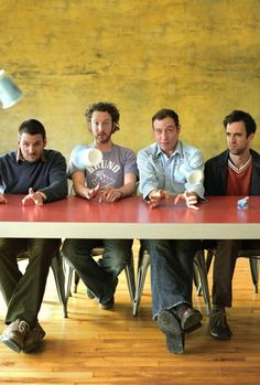 <3 Guster.