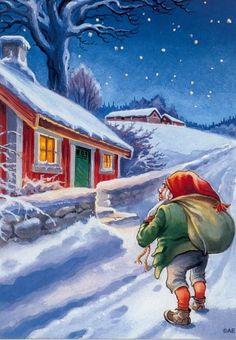 Joulurauhaa