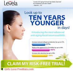Levela Anti-Aging #Free Samples